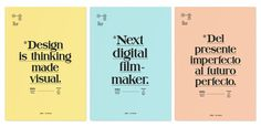 Tata&Friends: Mr. Marcel School Rebrand / on Design Work Life