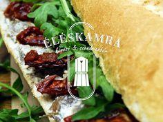 ÉLÉSKAMRA Coffee #coffee #logo #sandwich #budapest