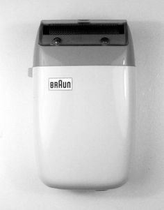 Brief / Relief #braun #razor #industrial #design