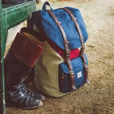 Little America Studio Backpack by Herschel Supply Co. #tech #flow #gadget #gift #ideas #cool