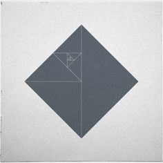 Geometry Daily #abstract #geometry #print #geometric #simple #square #poster