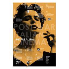 Neorealism Film Club Poster