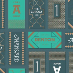 Vance Serif – A new typeface available in 5 weights on Typeverything.com