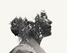 Multiple Exposure Portraits | koikoikoi