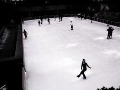 Nouvelle York 2010 on Behance #white #wallb #& #black #skating #skate #york #ice #new