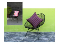 Adela on Behance #mexico #chair #furniture #textile #adela #object