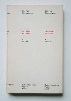 Chimes&Rhymes | innovative design and new techniques in visual artistry #minimal #book #typewriter #paperback