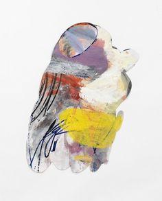 Matt Rich Ghost Muscle - samsøn #abstract #color #matt #rich