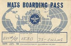 Things from the Navy Days (',')<oh #scotland #1962 #pass #boarding
