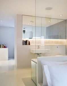 Simply Grove #interior #white #design #bathroom #architecture