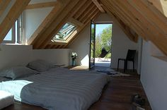 franklin azzi architecture: passive house, normandy france
