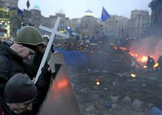 Ukraine Revolution by Alfred Yaghobzadeh #inspiration #photojournalism #photography