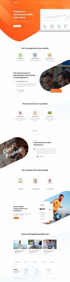 Score – SEO Digital Agency