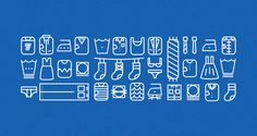 Electrolux Fabric Care | Vitae Design #symbol #icons #iconography #image