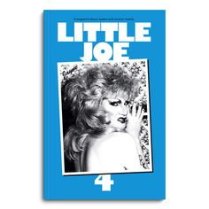 Little Joe No.4 now available and looking even morebeautiful! GET IT #heart