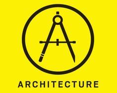 BLOG : Matt Travaille : Graphic Design | Minneapolis #icon #travaille #yellow #black #architecture