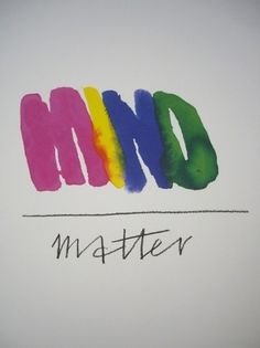 Kemistry Gallery - Mind over matter