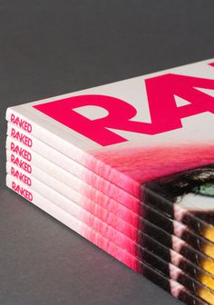 RANKED Magazine #branding #print #art #poster #music #logo #layout #typography
