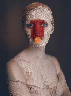 Flower Decay: Fabulous Beauty Photography by Anna Danilova