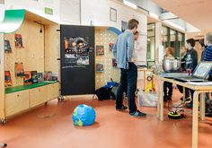 Interior for Albertlund library #interior #library