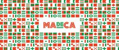 MADECA restaurant branding on Behance #design #graphic #branding #restaurant
