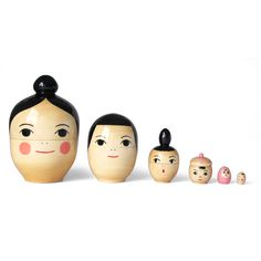 matryoshka, head, toy