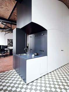 IFUB Studio Has Converted an Old Chocolate Factory in Offices