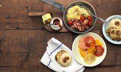 Charlie Drevstam — DV, breakfast