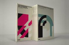 Nokia NEX Postmammal #layout #book #geometric #cover #editorial