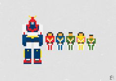 Mini Pikzels #voltes #pop #icon #edzel #pixel #rubite #five #sknny