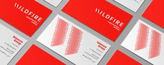 Wildfire by Cossette #cards #wildfire