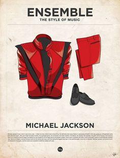 styleofmusic-michaeljackson.jpg (JPEG Image, 600×791 pixels) #illustration #jackson #michael