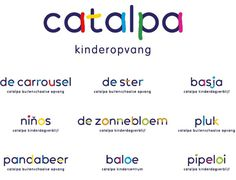 Catalpa #branding #kid #child #logo #children