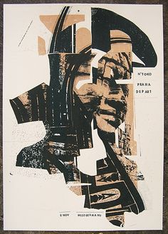 Praha Depar - Damien Tran #poster #cutout