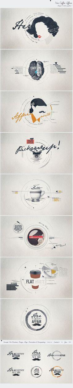 Coffee Illustration / Design