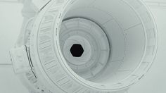 Сигнал / Signal 008 | Flickr - Photo Sharing! #movie #white #zhestkov #2001 #concept #rendering