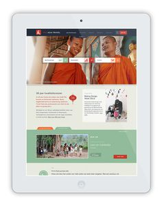 Website VNC Asia Travel | design by The Ad Agency, www.theadagency.nl | #theadagency #design #travel #website #vnc #webdesign #grahic