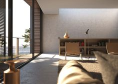 Staithe End House by Henry Goss Architects_2sq #light