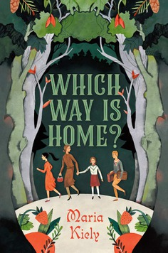Which Way Is Home |Client: Penguin Books Young Readers