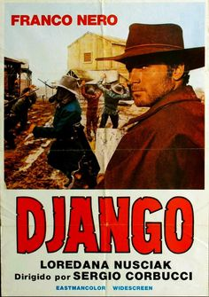 django 1966 #western #movie #poster #django