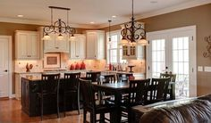 The Stratford Companies #harrisonburg #design #kitchen #colors #soft #custom