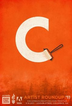 Dribbble - Final_Poster.jpg by Mike Jones #jones #typogra #mike #texture #poster #grunge #artist #conference #roundup