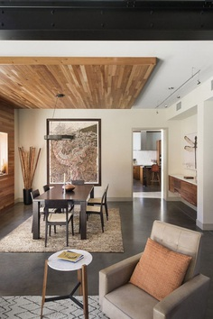 Interstruct, Inc. Turned a Former Parking Lot into a Warm and Modern Home 4
