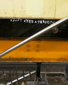 foto: Flickr user missheather #wordonthestreet #anybody