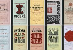 Books - Louise Fili Ltd #republic #book #covers #italian #type