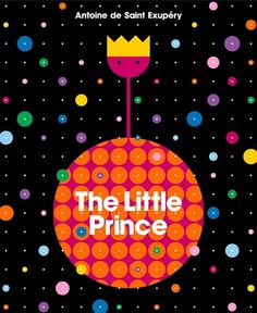 Craig & Karl - The Little Prince #cover #illustration #design #book