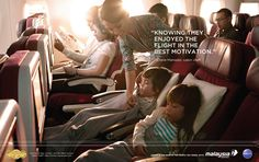 Malaysia Airline Brand Thematic on Behance #malaysia #advert #photography