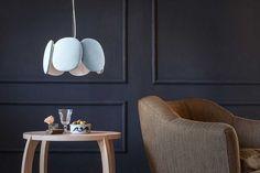 Bloemi Lamp by Italian designer Mario Alessiani