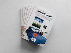 APARTAMENTO - Folch Studio #folch #serif #cover #apartamento #magazine