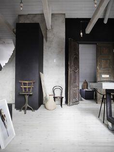 Strych moich marzeń : kokopelia design #interior